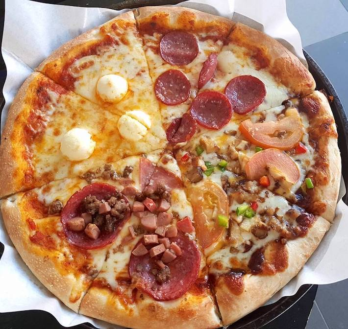 Pizzaboy Pizza