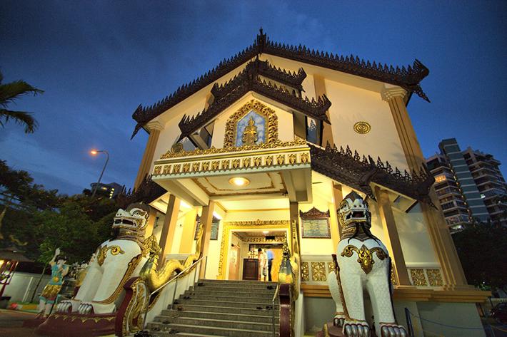 Sasanarmsi Burmese Buddhist Temple