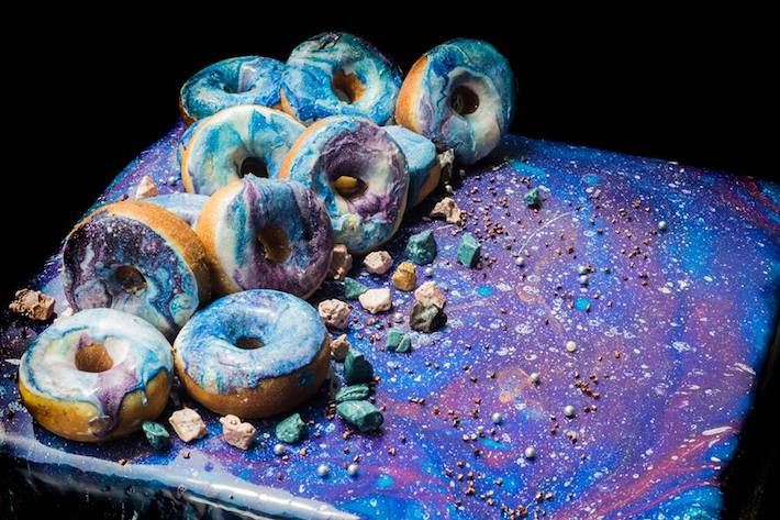 Sinseh The Grocery Galaxy Donuts
