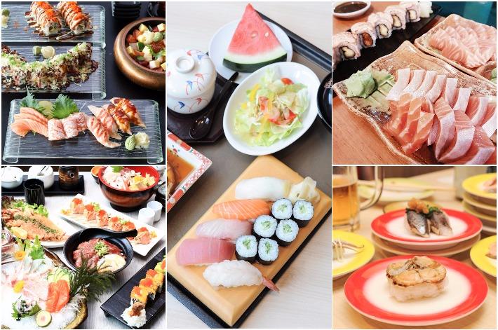 Sushi Bars Singapore