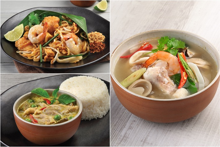 ThaiExpress Collage