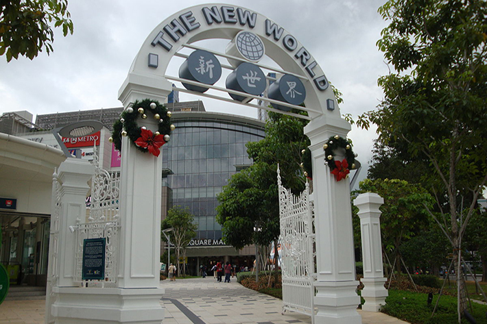 The New World Amusement Park