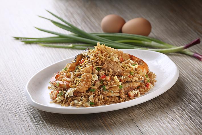 Xin Wang Signature Fried Rice