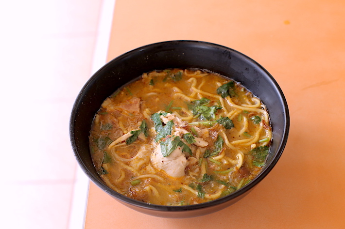 Yunos N Family Mee Soto