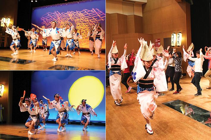 Awa Odori Hall - Tokushima, Shikoku