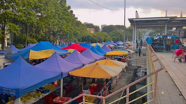 Bangsar Baru Night Market