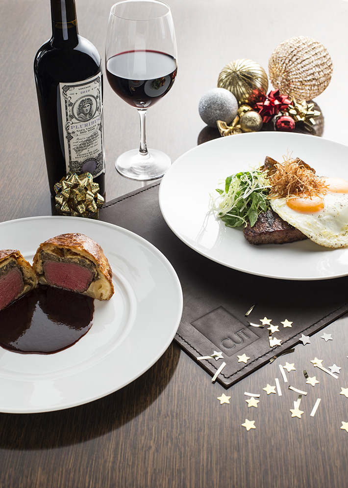 CUT by Wolfgang Puck Festive Menu