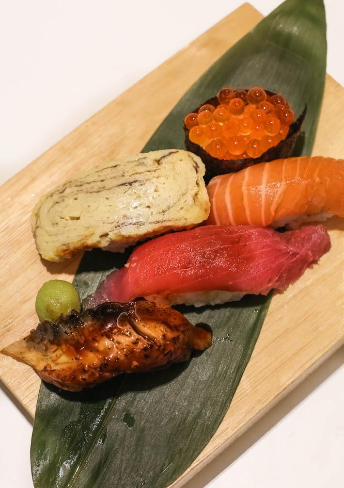 District Sushi Nigiri Sushi