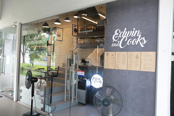 Edwin & Cooks Exterior