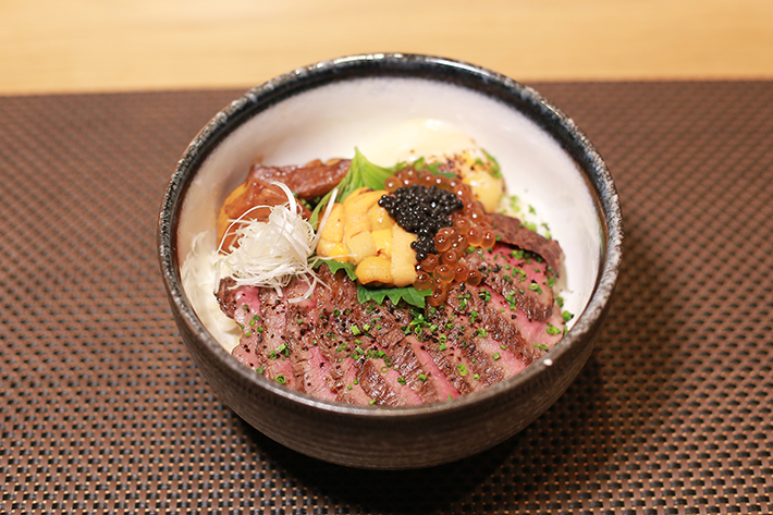 Fat Cow Premium Donburi