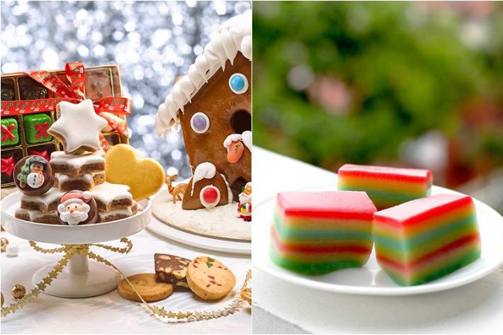 Festive Snacks vs Nyonya Snacks