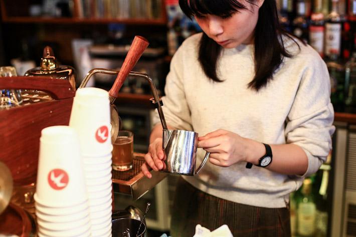 Fulgen Coffee Tokyo Barista