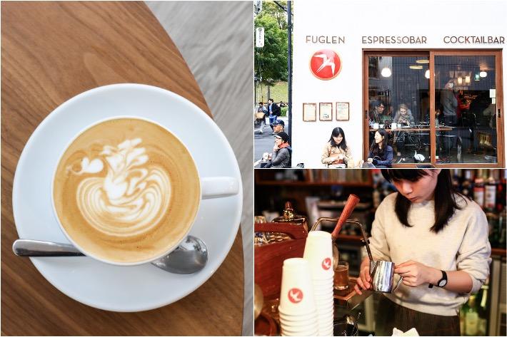 Fulgen Coffee Tokyo Collage