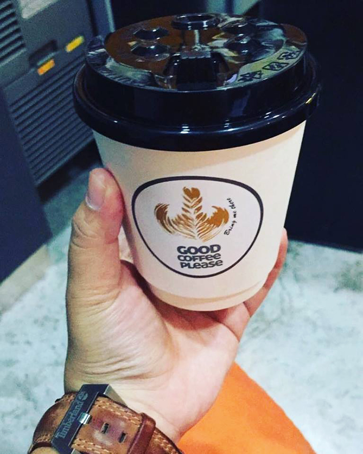 Good Coffee Please