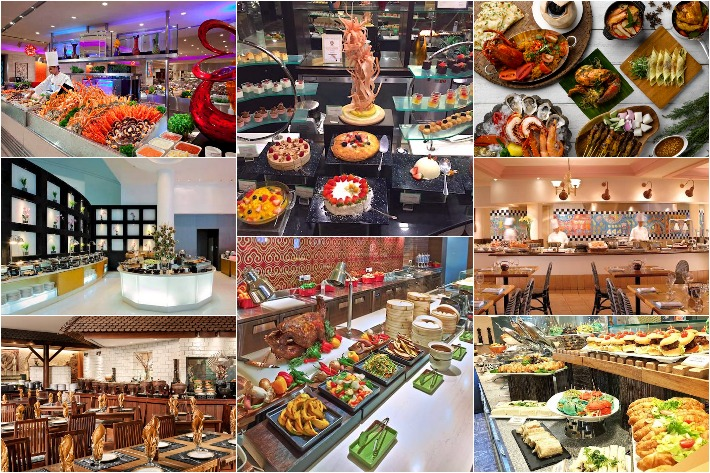 Halal-Certified Hotel Buffets Cover
