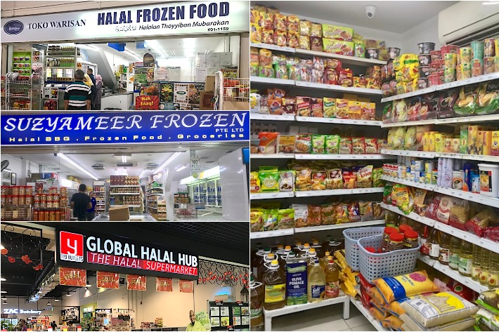Halal Grocers Cover