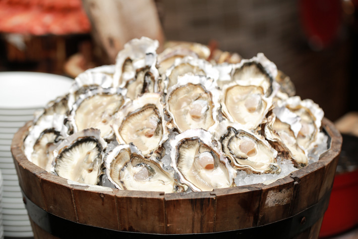 Hilton Oysters