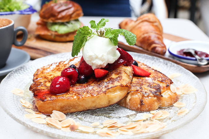 Merci Marcel French Toast