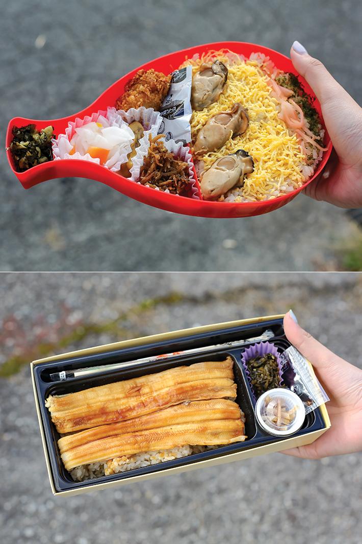 Miyajima Specialty Oysters & Anago