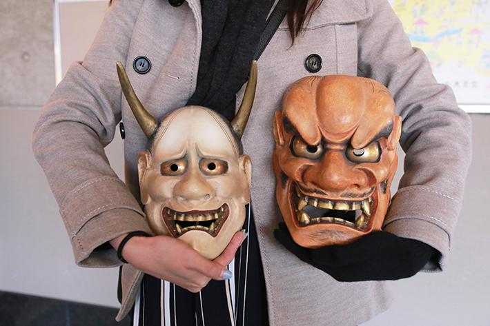 Noh Theatre Masks 2