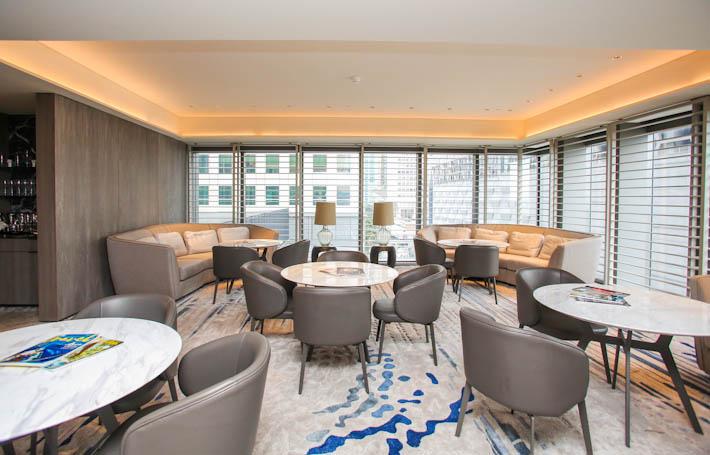 Oakwood Guest Lounge