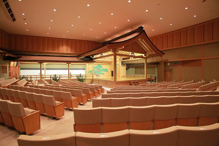 Oita Noh Theatre