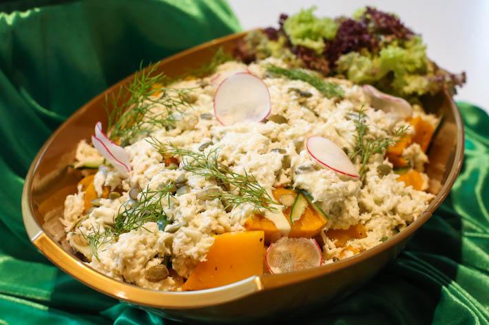 Orange Clove Cold Salad
