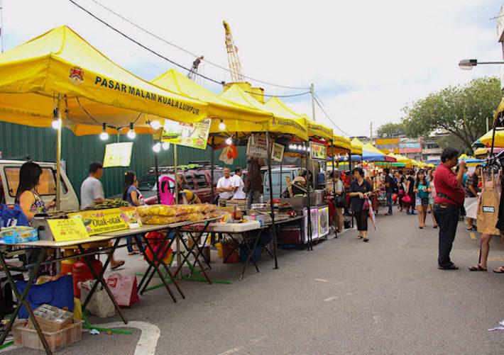 Pasar Malam Sri Petaling