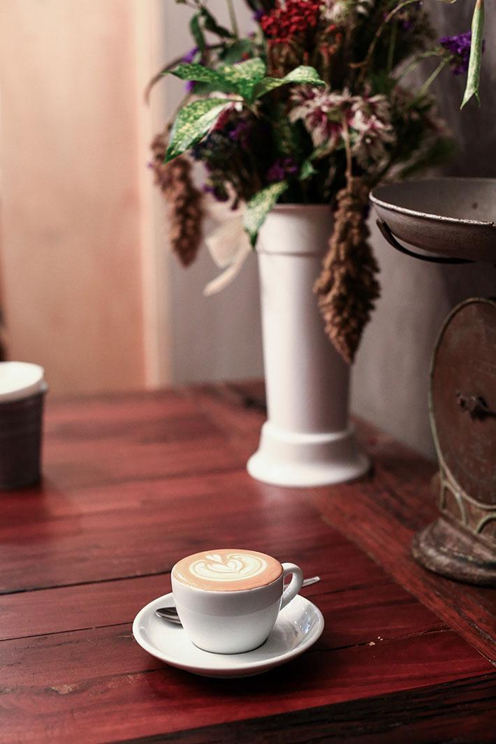 Penny University Coffee