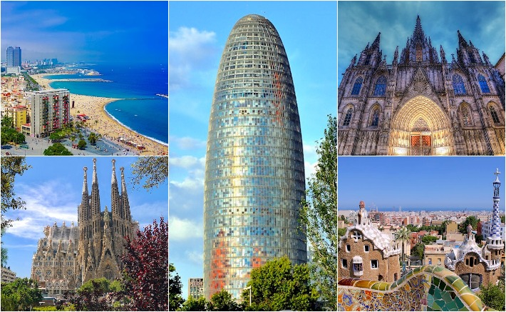 Places To Visit Barcelona Cover