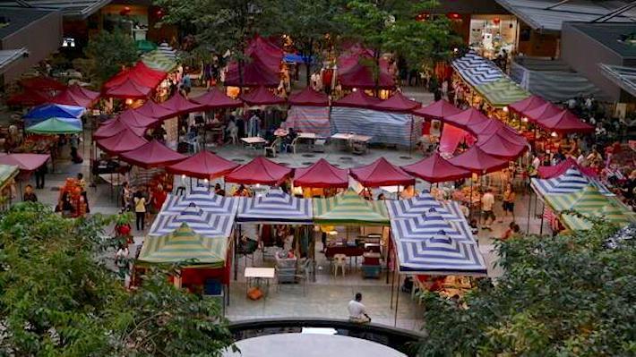Plaza Mont Kiara Nite Market