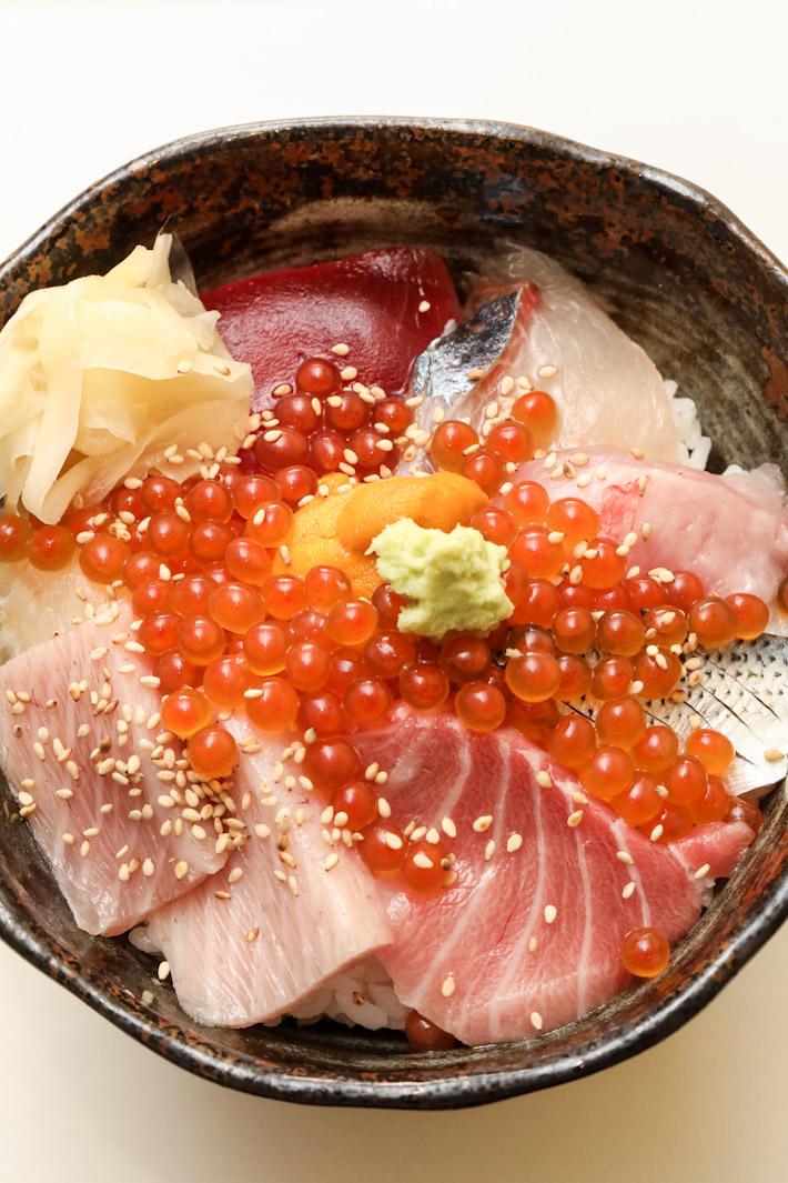 Sushi Jiro Chirashi Don