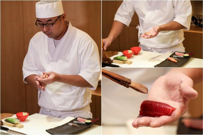 Sushi Jiro Sushi Chef
