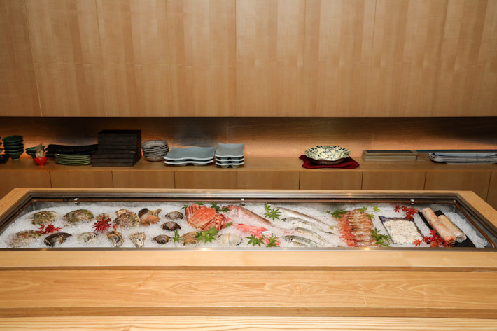 Sushi Jiro Sushi Counter 1