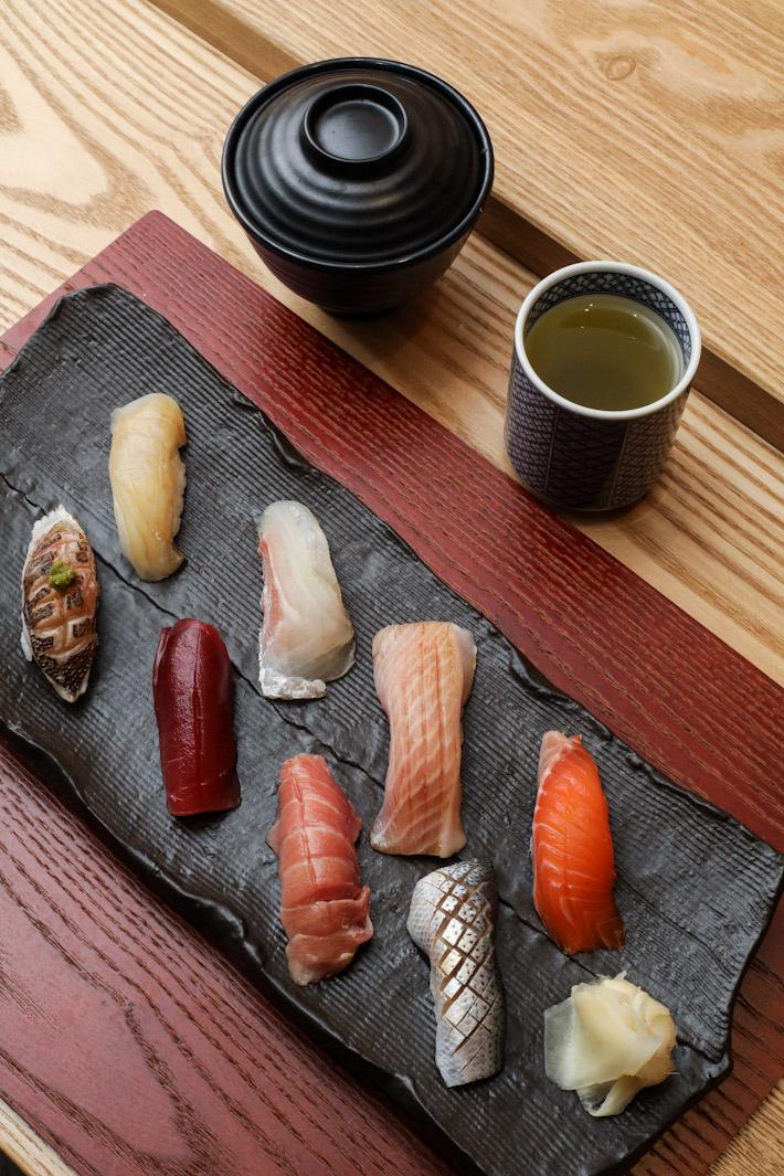 Sushi Jiro Sushi Platter