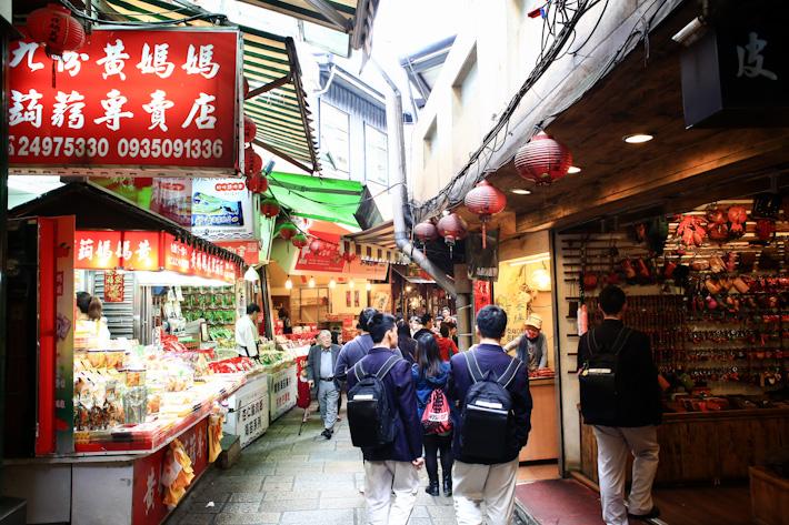 Taipei Jiufen