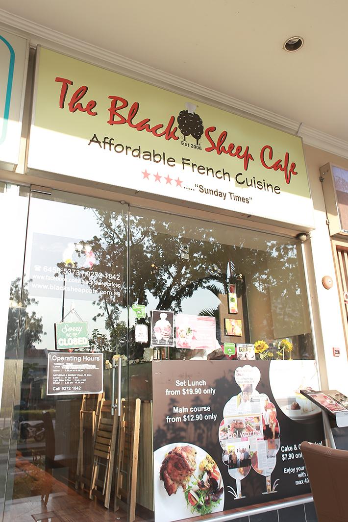 The Black Sheep Cafe