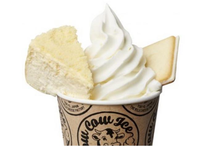 Tokyo Milk Cheese Factory Cheese Sundae