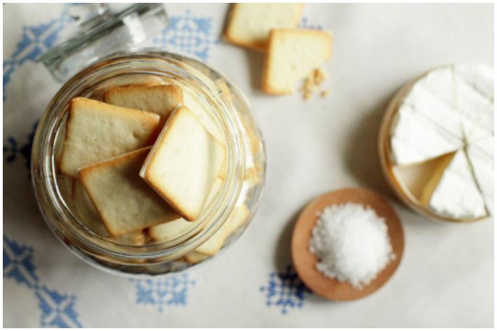 Tokyo Milk Cheese Factory Salt & Camembert Cookies