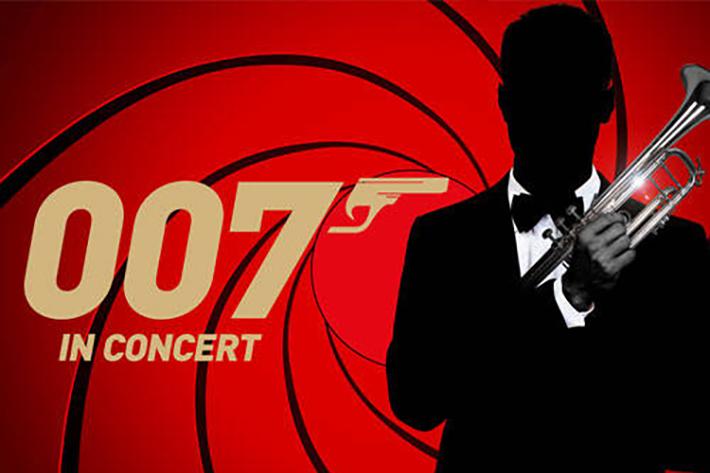 007 in concert
