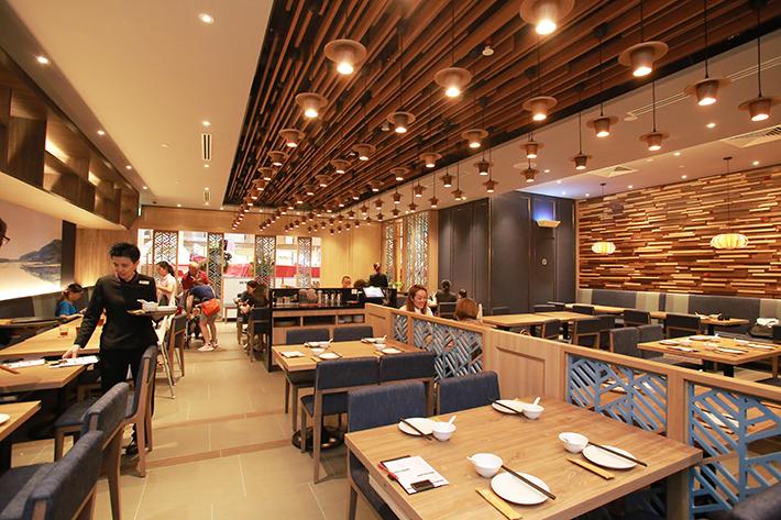Crystal Jade La Mian Xiao Long Bao Interior