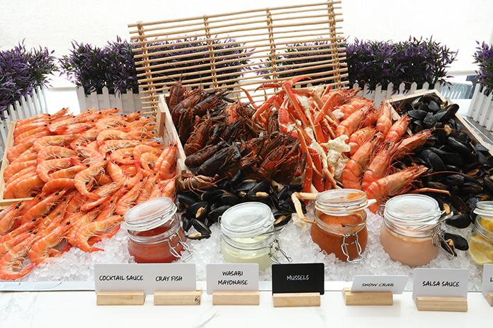 Food Exchange Seafood