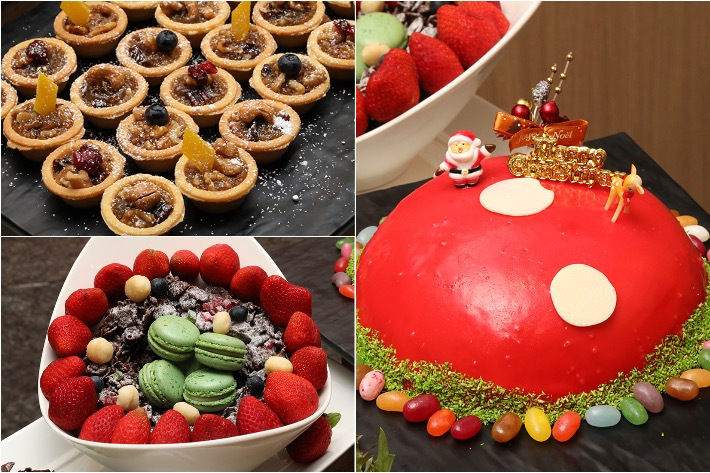 Ginger Christmas Desserts