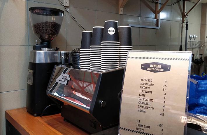 Hangar Coffee Express