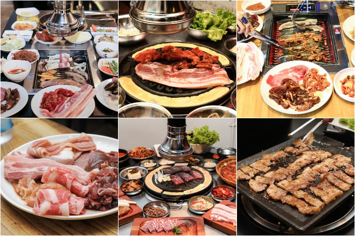 Korean BBQ Restaurants In Singapore
