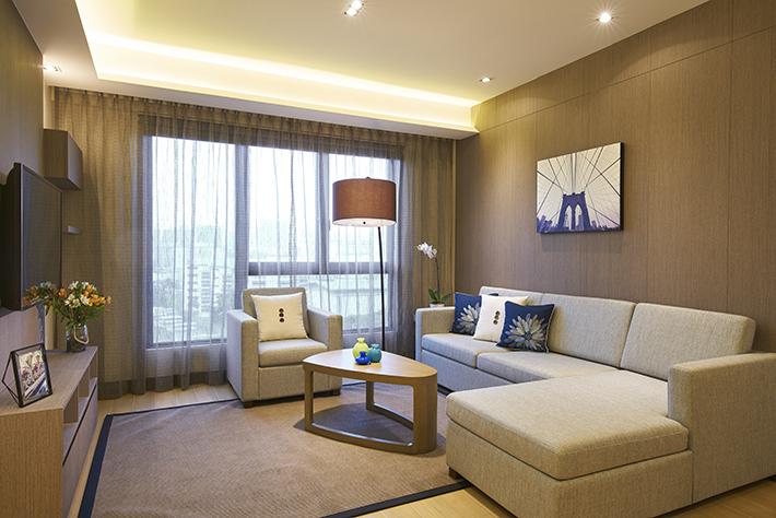 Oasia Residence Room