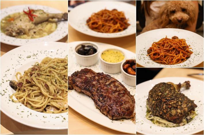 Pasta J Singapore Food