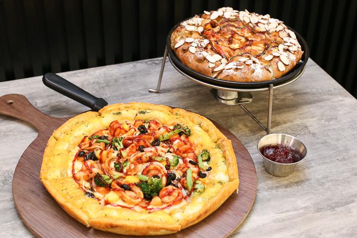 Pizza Maru Premium Pizzas