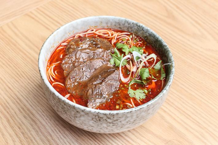 Ruyi Beef Noodles Mala Soup