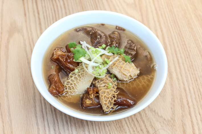 Ruyi Beef Soup with Triple Treasures
